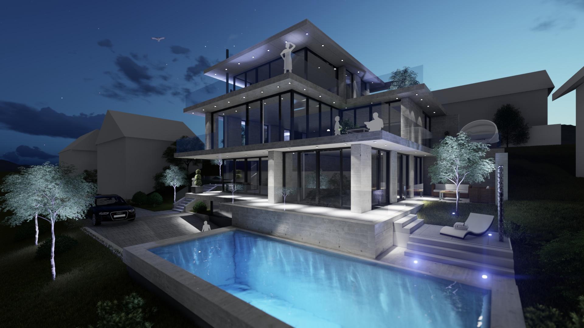 Einfamilienhaus luxus  LAKE ESTATES - Wir steigern Immobilienwerte in Bestlagen ...