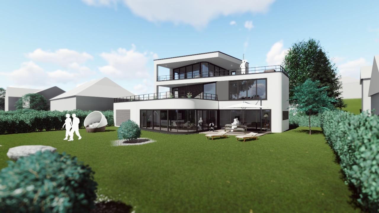 lake estates wir steigern immobilienwerte in bestlagen baugrundst ck 50 meter zum see mit. Black Bedroom Furniture Sets. Home Design Ideas