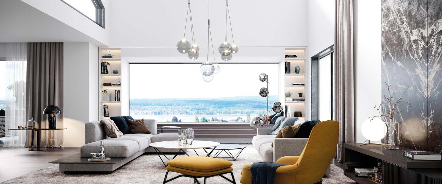 Klassisch Modern Wohnen lake estates wir steigern immobilienwerte in bestlagen lake