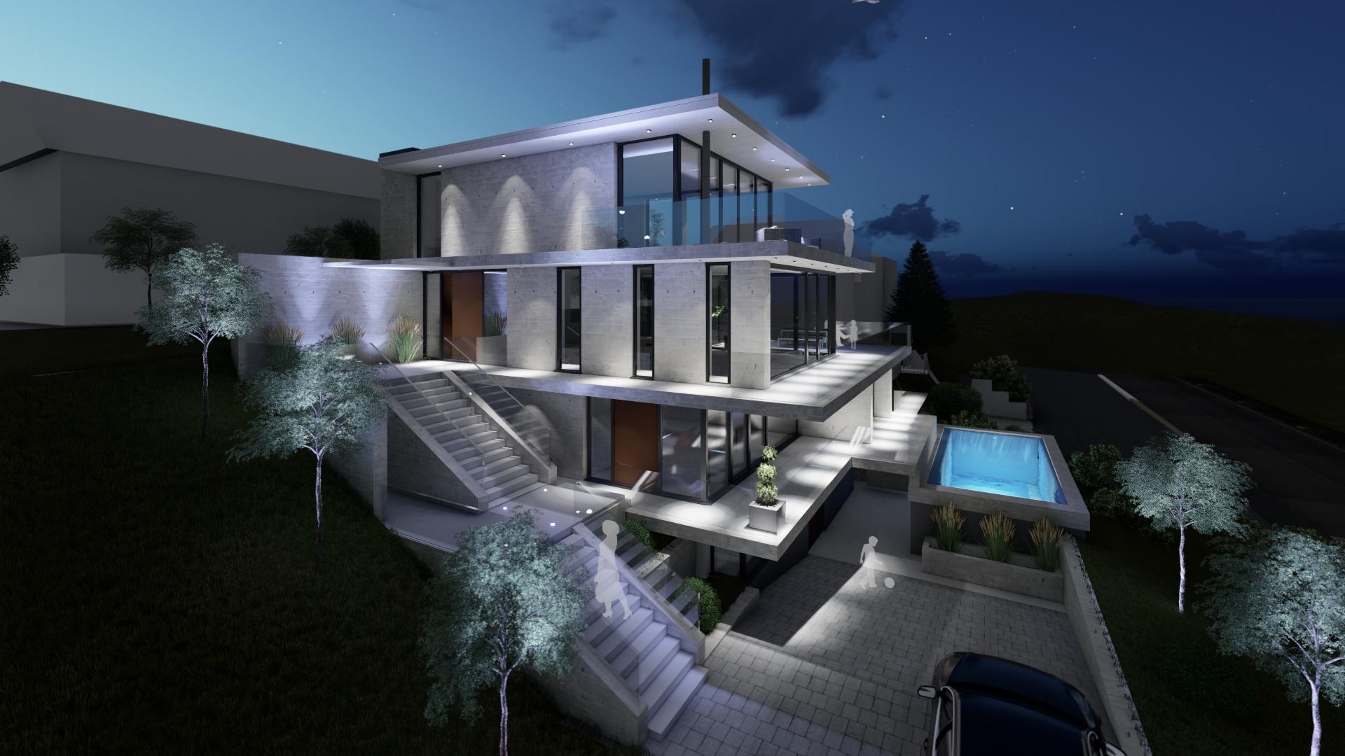 Grosszügiges Einfamilienhaus